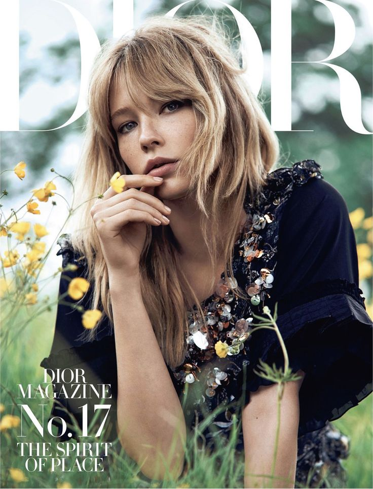 RL    Haley Bennett by Lachlan Bailey for Dior Magazine Winter 2016  Nothing in the world more beautiful than a pretty girl