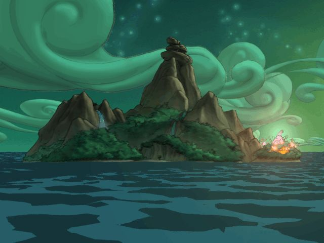 Monkey Island 3 was amazing, the clouds will always be one of my favorite art elements from any game