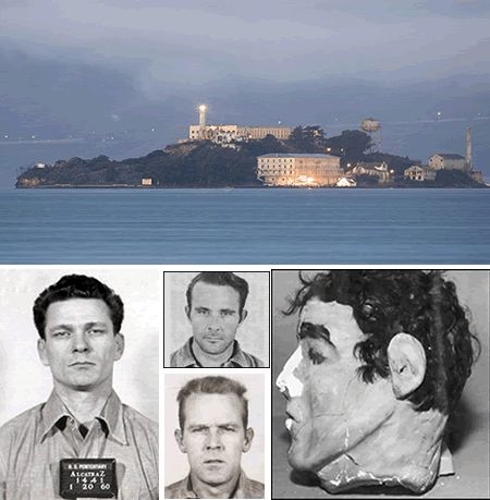 On June 11, 1962, Frank Morris and John and Clarence Anglin successfully carried out one of the most intricate escapes ever devised, and escaped from Alcatraz Prison