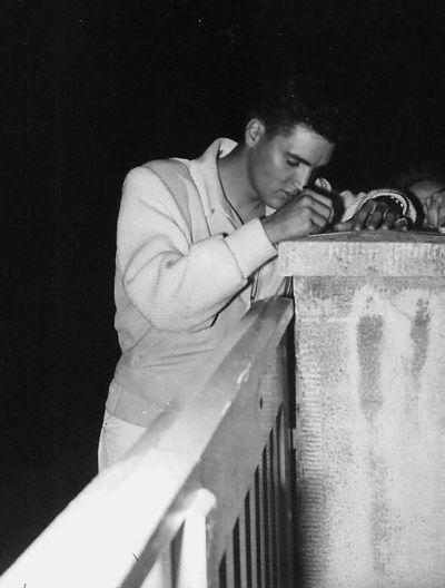 Rare Night Shots - August 1959
