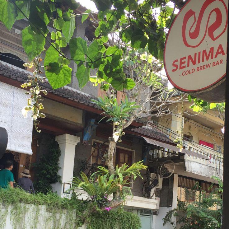 Seniman Coffee Studio in Ubud, Bali