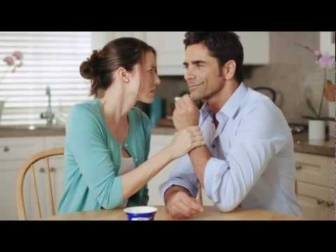 "Dannon Oikos Greek Yogurt Super Bowl 2012 Commercial - ""The Tease"""