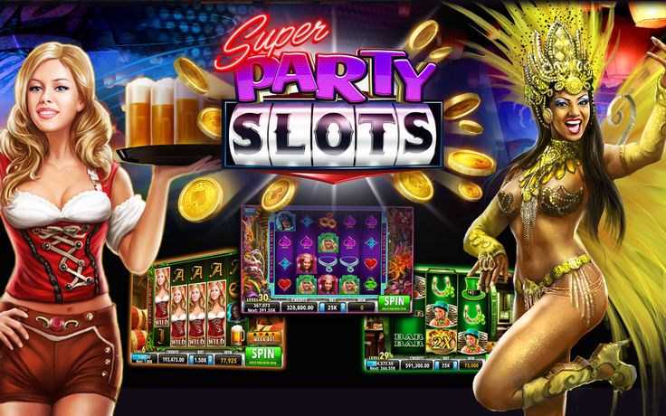 Super Jackson Party Slot machine by WMS Gaming