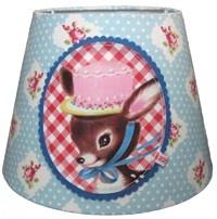 Darling deer lampshade