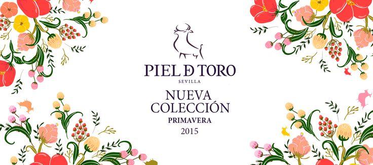 Nueva Colección de Primavera, ya disponible en nuestra Tienda Online http://www.pieldetoro.com/