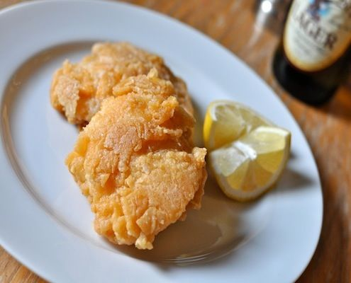 how to deep fry perch fish