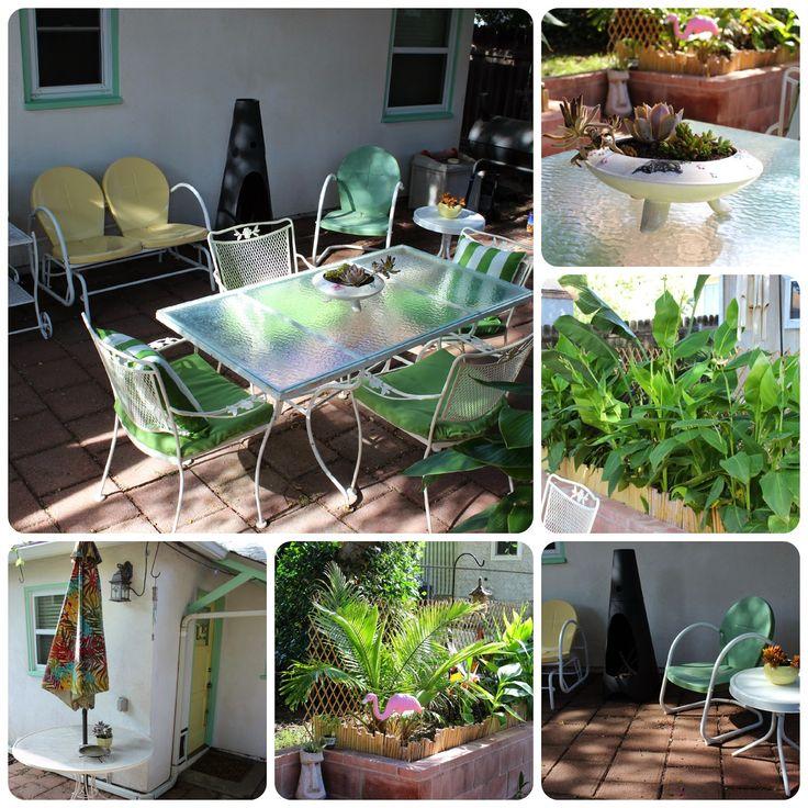 139 Best Retro Patio Ideas Images On Pinterest | Gardens, Patio Ideas And  Garden Furniture