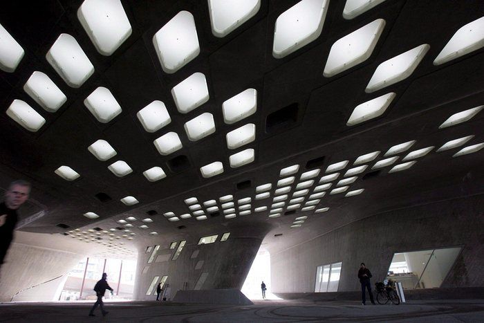 Zaha Hadid's 10 best buildingsin pictures | Art and design | The Guardian