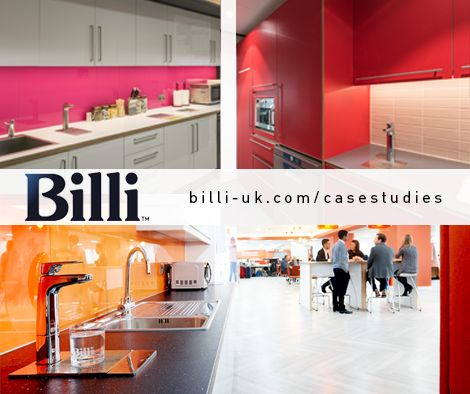 Everything we make is of uncompromising quality backed by a world-class customer service experience - the Billi Experience. See what our customers say: www.billi-uk.com/casestudies