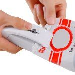 Mini Handy Heat Instant Sealer Manual Closer for Kitchen Food Storage Plastic Bags (White) $1.82