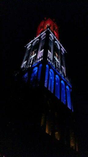 Utrecht domtower tour de france by de viet