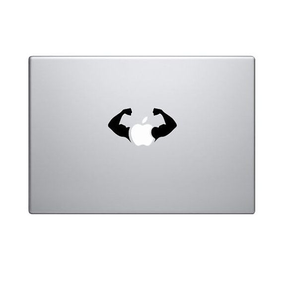 Best Stuff Images On Pinterest Mac Stickers Vinyl Decals And - Custom vinyl decals for macbook pro