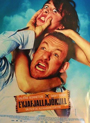 "<3<3<3 ""Eyjafjallajökull"" de Alexandre Coffre, avec Valérie Bonneton et Dany Boon (10/2013)"