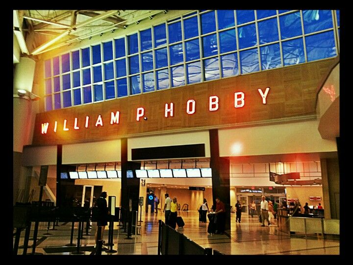 William P Hobby Airport (HOU) in Houston, TX