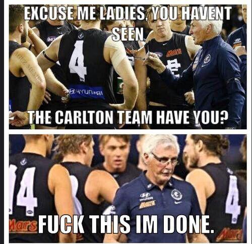 Carlton football club still hopeless after 20 years Australia Rules Football 2015