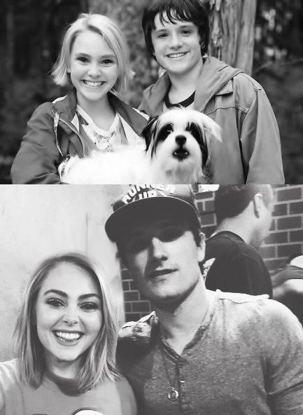 LOVE her and him!!!! Naaaw from bridge to terabithia CHILDHOOD