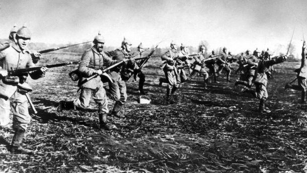 F.A.Z.-Serie: 100 Jahre Erster Weltkrieg: Warum dieses Gedenkjahr anders ist