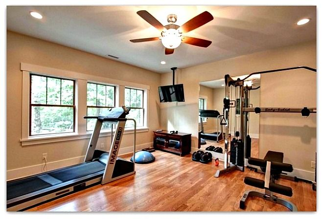 Fabulous DIY Home Gym Equipment Made From Items You Already Have Around the House