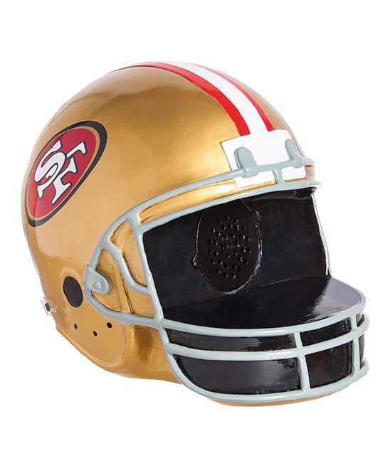 San Francisco 49ers Landscape Melodies Helmet Speaker