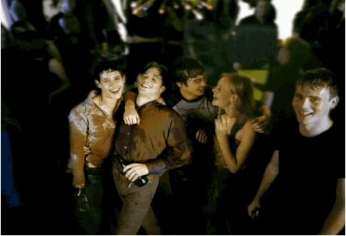 Friendly reminder that a show existed — albeit for eight episodes — with Damon Salvatore (aka Ian Somerhalder), Kate Bosworth and her two different colored eyes, and Shane from The L Word. THIS IS A THING THAT HAPPENED. | This Promo For The WB From 2000 Will Blow Your Mind