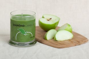Apple Slice Classic Candle