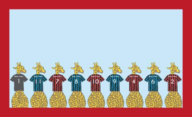 Team Milaninter (San Siro Stadium) by Federico Monzani