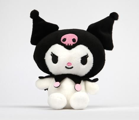 "Kuromi 5"" Mascot: Special CollectionSpecial Collection,  Pennies Banks, Sanrio Kuromi, Kitty 33, Toys, Sanrio Plush, Kitty 3 3, Hello Kitty, Kitty キーチイちゃん"