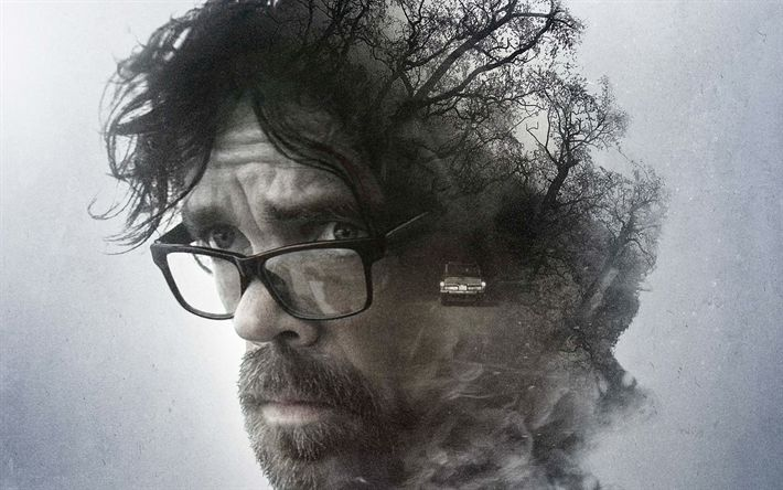 Hämta bilder Rememory, 2017, Peter Dinklage, Affisch, Detektiv film, nya filmer, Sam Bloom