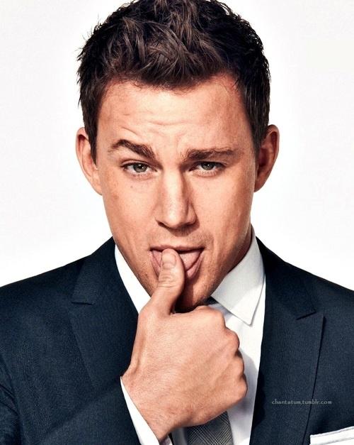 Channing... Tatum.... :)