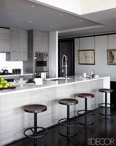 neutral tonal kitchen