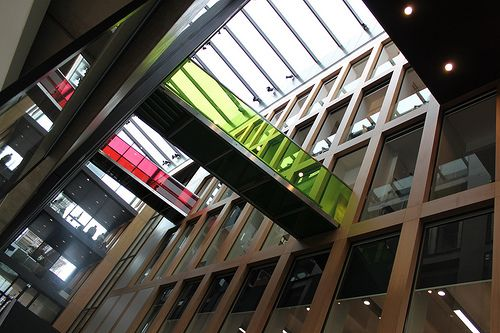 Abercrombie Complete Planet Partitioning Designed Bespoke Glazing For The OBU Building Using