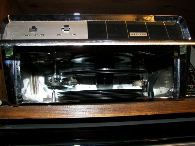 A R C 2500 Under Dash 45 Rpm Record Player For The Car