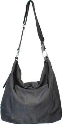 Ellington Handbags Mia Hobo Black - via eBags.com!