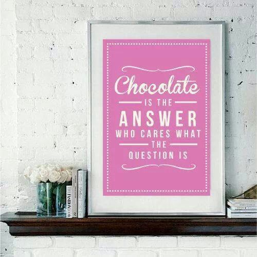 7 best Chocolate Quotes images on Pinterest | Chocolate quotes ...