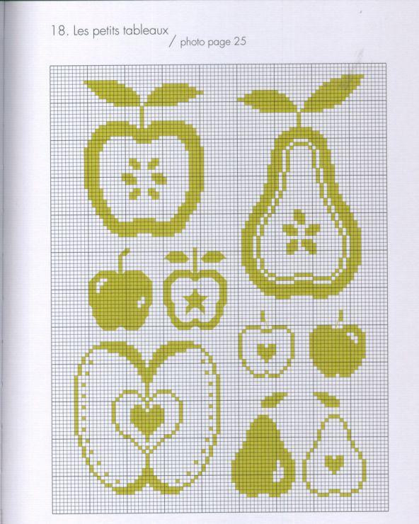from 'Vert' by Agnes Delage-Calvet & Anne Sohier-Fournel /Gallery.ru / Фото #1 - Vert — Зеленая книга - Mosca/