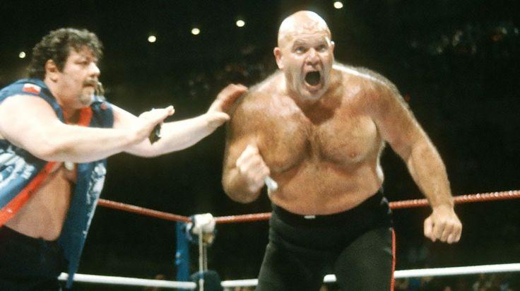 George 'The Animal' Steele, Wrestling Legend, Dead at 79