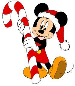Disney Christmas Clipart - Disney Clipart Galore