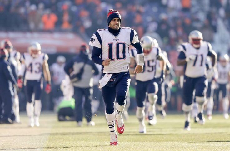 New England Patriots: Jimmy Garoppolo Not Rattled by Trade Rumors