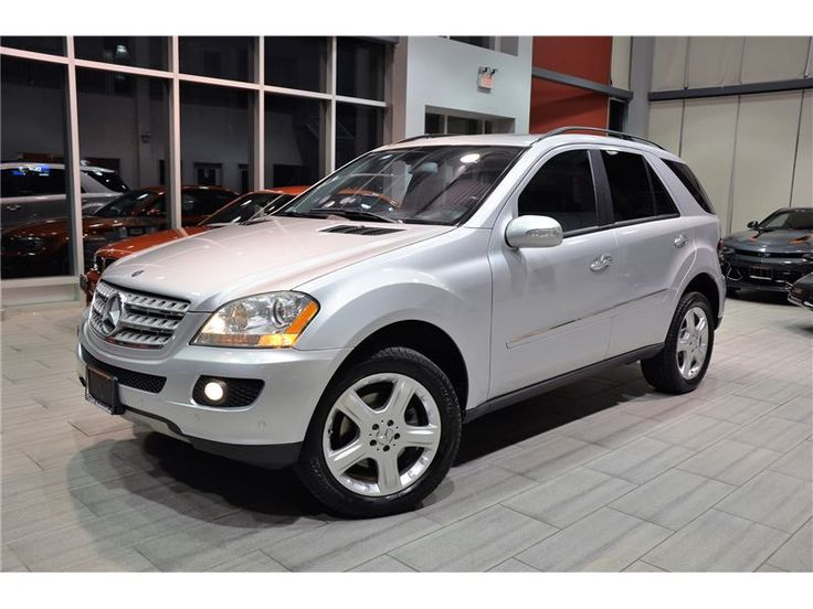 2006 Mercedes-Benz M-Class 4MATIC (W164) http://crsautomotive.com/listings/2006-mercedes-benz-m-class-4matic-w164/