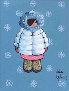 LOS ESQUIMALES O INUIT: buscando al frío invierno. ~ Enseñando y Aprendiendo