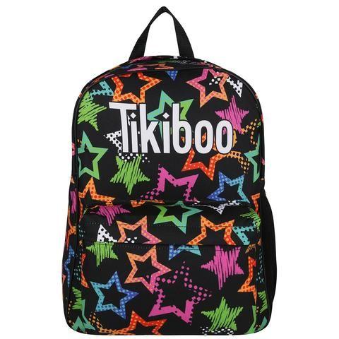 Starry Night Bag #Activewear #Gymwear #FitnessLeggings #Leggings #Tikiboo #SpacePrint #Running #Yoga #Galaxy #GalaxyPrint