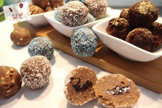 Kekskugeln/Keks-Bombice - Hanuma Kocht! - Der zweisprachige Foodblog