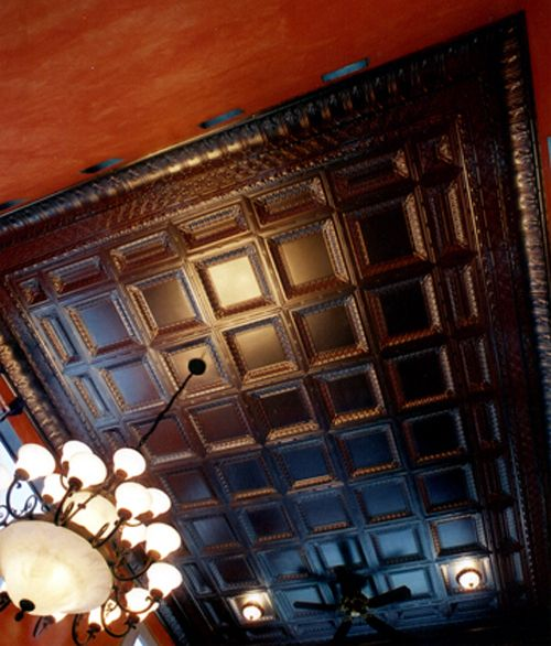 decorative ceiling tiles inc store rossini shanko tin plated steel ceiling tile - Metal Ceiling Tiles