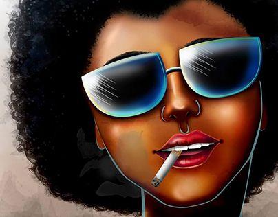 "Check out new work on my @Behance portfolio: ""Smoking Gun"" http://on.be.net/1VHDlFp"