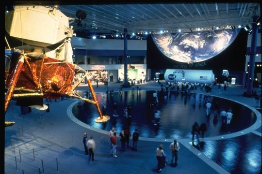 Houston Space Center. Really interesting for both kids & adults.