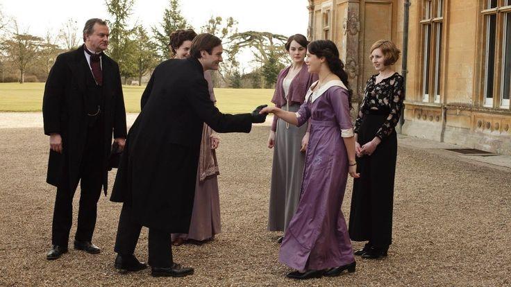 Сериал «Аббатство Даунтон» скачать бесплатно в хорошем качестве на телефон mp4, скачать сериал Downton Abbey (2010–2015)
