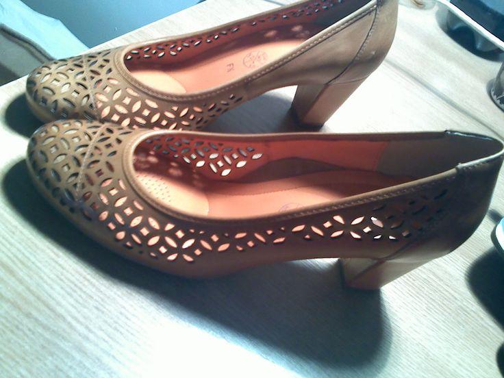 laser shoes design
