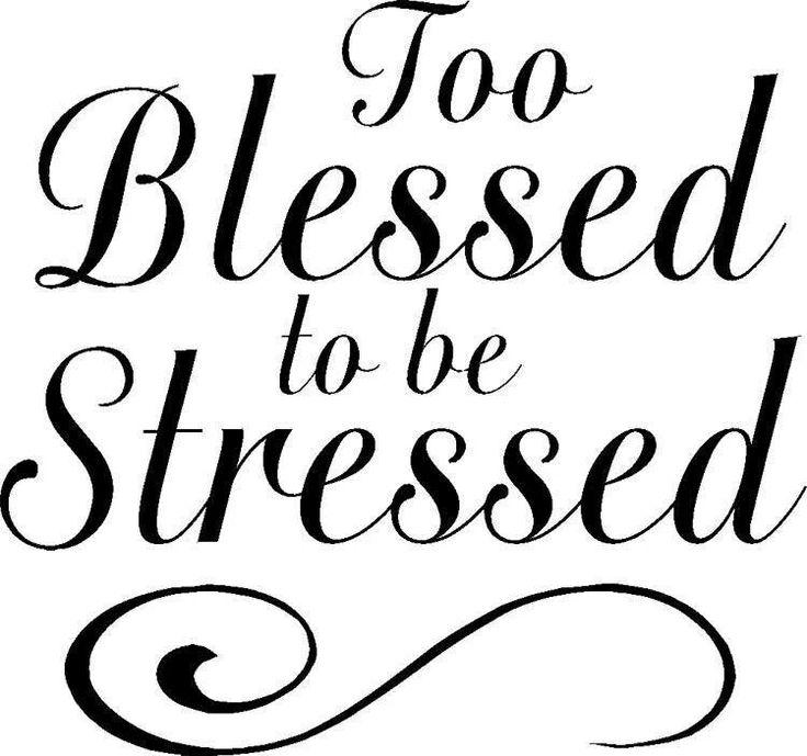 Feeling blessed! Quotes Pinterest Feelings