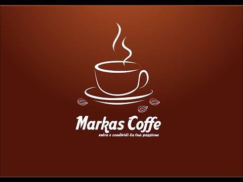 Tutorial CorelDRAW X6 for Beginners Simple Caffe Logo Design - YouTube