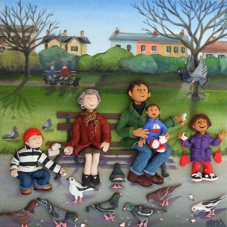 Erica Sturla_Advocate_art_illustration_agency_pigeons in the park large